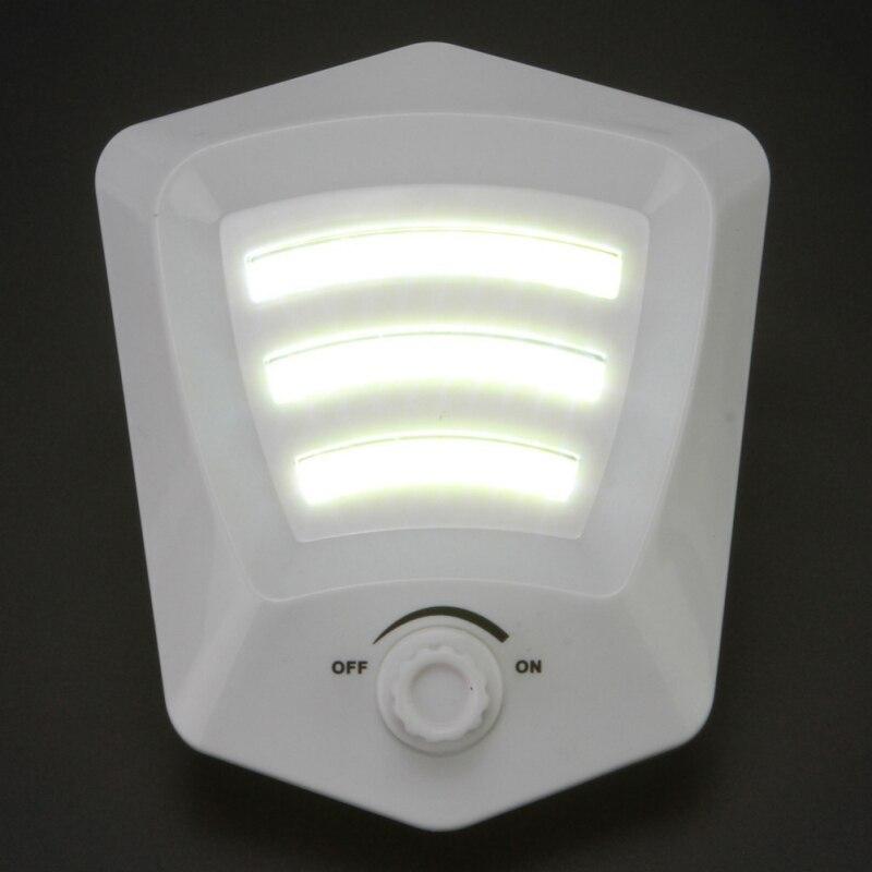 New COB Adjustable Light Corridor Wall Lamp LED Cabinet Night Lights Creative wall emergency lighting