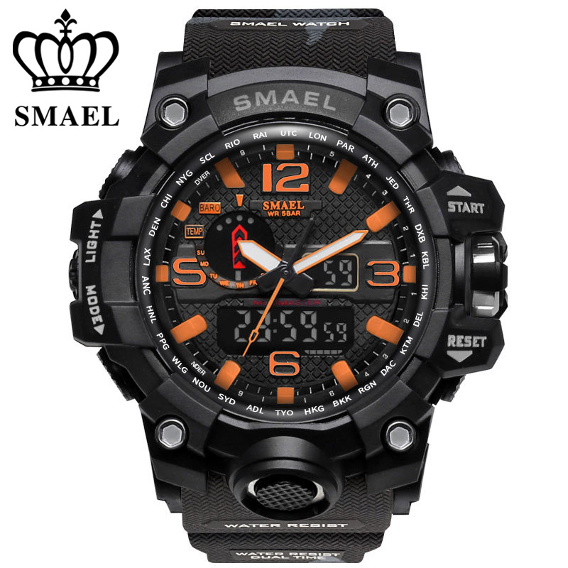 Sport Watch Men Gifts Clock Male LED Digital Quartz Wrist Watches Men's Top Brand Luxury Digital-watch Relogio Masculino