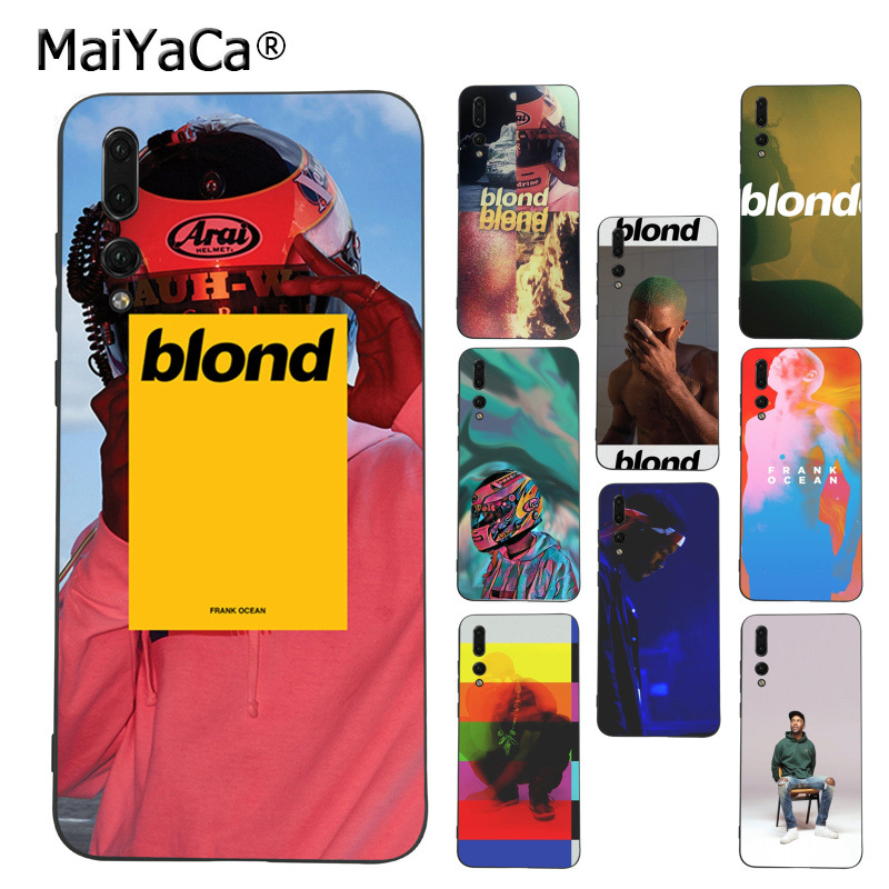MaiYaCa Frank Ocean Superior Phone Accessories Case for Huawei P9 10 plus 20 pro mate9 10 lite honor 10 view10 case dial vision adjustable lens eyeglasses