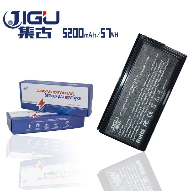 JIGU Laptop Battery 90-NLF1B2000Y A32-F5 For Asus F5 X50SL X50VL X50RL F5VL A32-F5 F5Gl f5sl 6Cells платье f5 f5 ff101ewxbk30