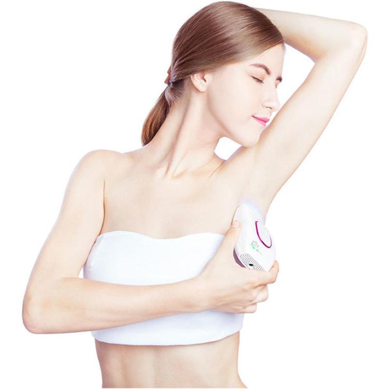 5 modalità di Luce Pulsata Intensa IPL Elettrico Femminile Donne Laser Indolore threading macchina di rimozione dei capelli epilatore laser