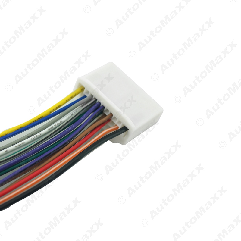 Car Audio Stereo Wiring Harness Adapter Plug For Nissan ForSubaru For Infiniti OEM Factory Radio CD car audio stereo wiring harness adapter plug for nissan forsubaru Trailer Wiring Harness Adapter at soozxer.org