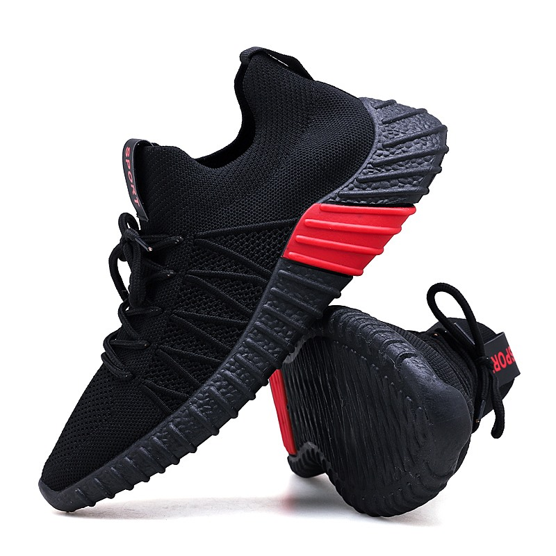 Original Running Shoes Men Sneakers Knitted Fly Ultras Professional 700 Real Boost Kanye Jogging Trainers Max Size European 44