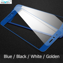 Full Cover Protective Glass Film for Huawei Honor 9 lite Honor 9 8 lite Honor 7X Tempered Glass Screen Protector 2.5D 9H Premium 5d full cover tempered glass for huawei honor 8 9 lite 9h screen protector for huawei honor 9 8 lite full protective glass film
