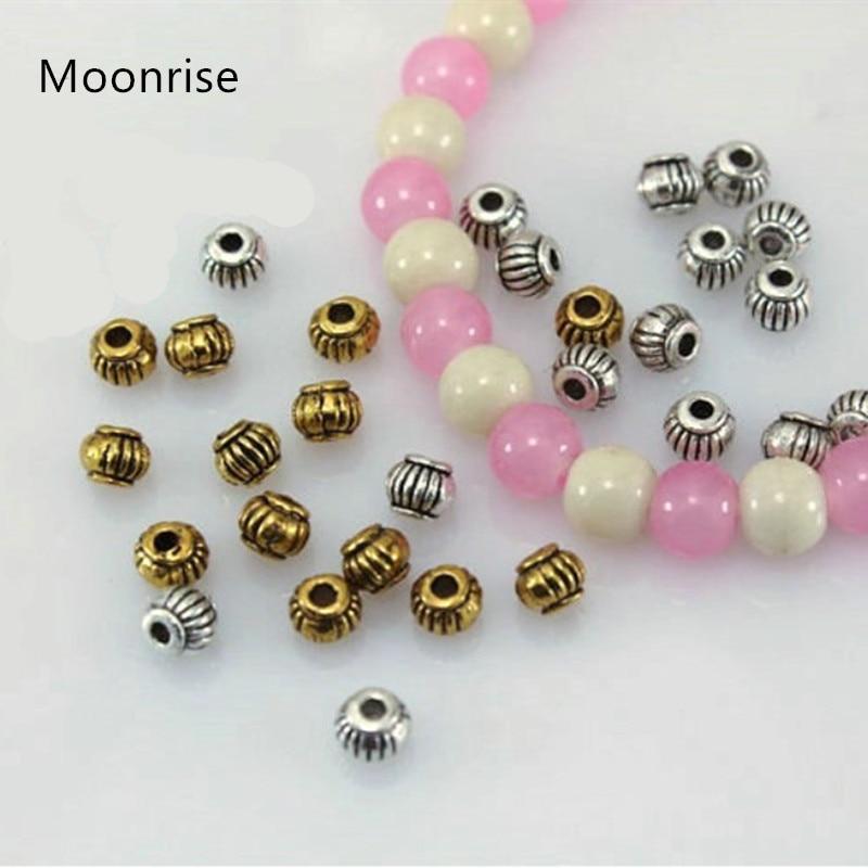15//30Pcs Tibet Silver trumpet flower Bead Caps Jewelry Makings DIY 10*8*4mm