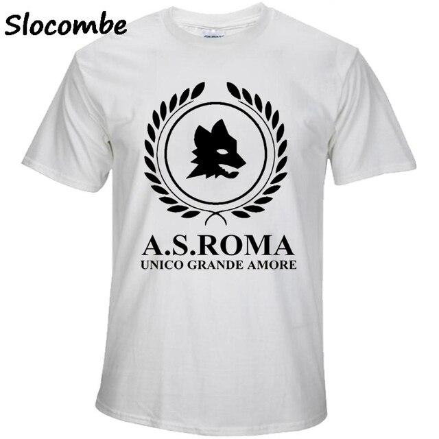 T-Shirt ROMA ROME AS ULTRA ITALIA italie Associazione Sportiva AS Roma fans  Camiseta Serie