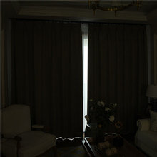 Natural Linen Blackout Curtain For Beautiful House