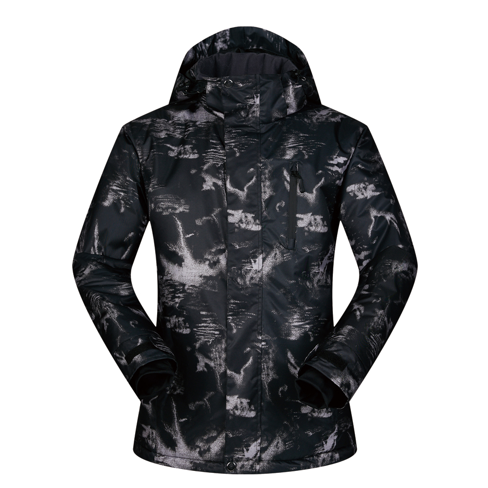 Men Ski Jackets Winter 2018 New Outdoor Sportwear Waterproof Thermal Male Snow Clothing Skiing And Snowboarding Jacket Brands camouflage soft shell woman winter ski jackets outdoor waterproof skiing and skateboard clothing for women 2017 new hot sale