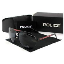22d6058fd60ca POLICER 2018 Sapo Polarizador Polaroid Óculos De Sol dos homens para Homens  liga de Metal Óculos De Sol Das Mulheres dos óculos .