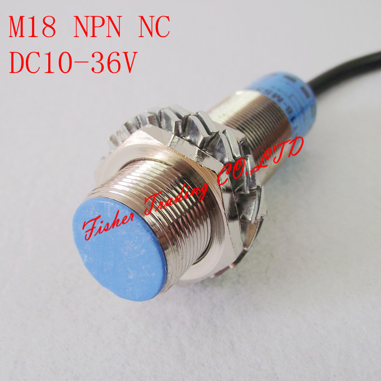 compare prices on limit switch wiring online shopping buy low 10pcs lot position limit switch 5mm detection proximity switch m18 metal sensor