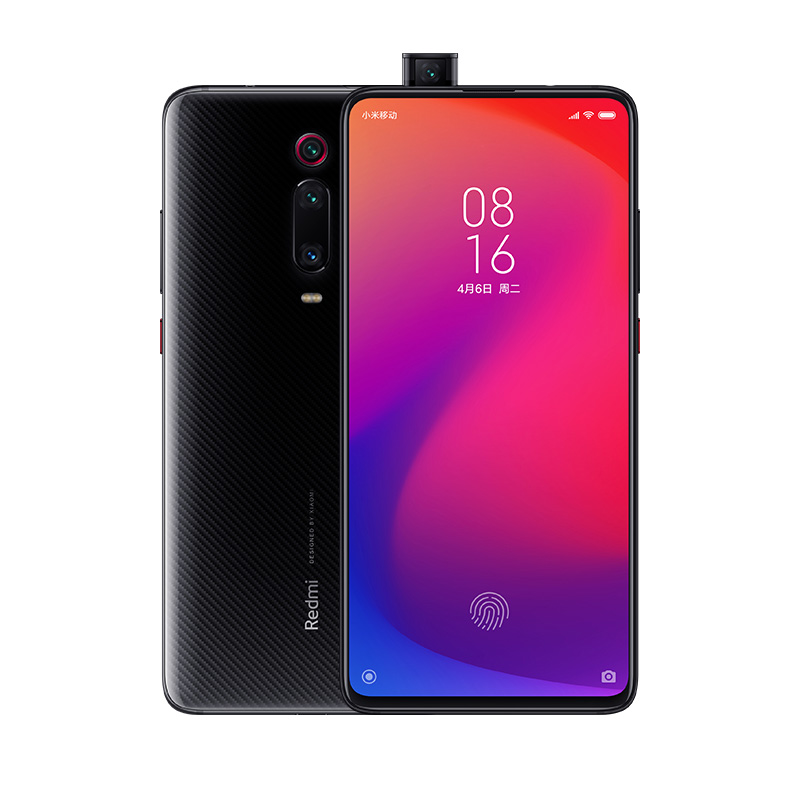 Global Rom Xiaomi Redmi K20 6GB 128GB Mobilephone Snapdragon 730 48MP Rear Camera Pop-up Front Camera 4000mAh 6.39