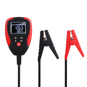 Image 3 - 12V Automotive Load Battery Tester Digital Analyzer of Battery Life Percentage Voltage Resistance and AH CCA Value