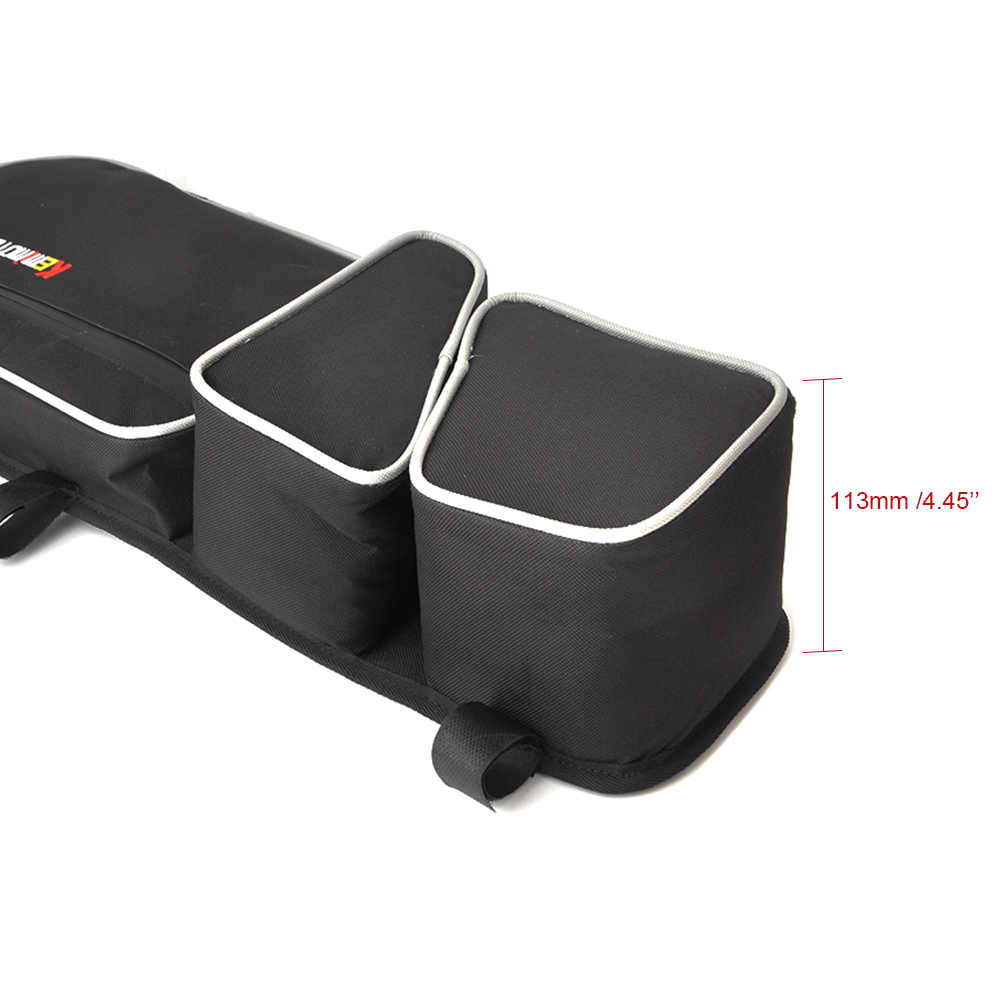 63eee7efbc6b KEMiMOTO UTV Passenger Driver Side Door Bags Side Storage Bag Knee Pad for Can  Am Maverick X3 R Maverick X3 Max R 4x4 Turbo DPS-in ATV Parts   Accessories  ...