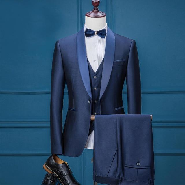 bc61fc8c97fd Marque-de-luxe-Hommes -Costumes-Occasionnels-De-Mariage-Smoking-Blazer-avec-pantalon-costume- hommes-jeunes-3.jpg 640x640.jpg