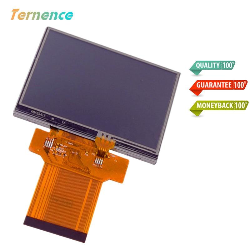 Skylarpu 3. 5inch TM035KBZ17 LCD display screen For Logitech Harmony 1100 2nd Generation LCD display screen Free shipping