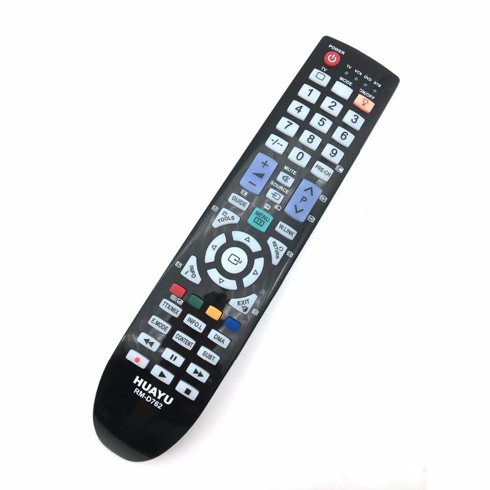 LCD-LED-PLASMA TV Remote Control RM-D762 for Samsung BN59-00863A=BN5900901A=BN59-00861A=BN59-00937A=BN59-00870A=AH59-02147P.....