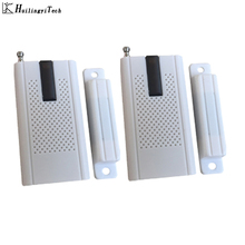 NEW Wireless Door Window Magnet Sensor Detector for Home Alarm GSM Security 433mhz door sensor