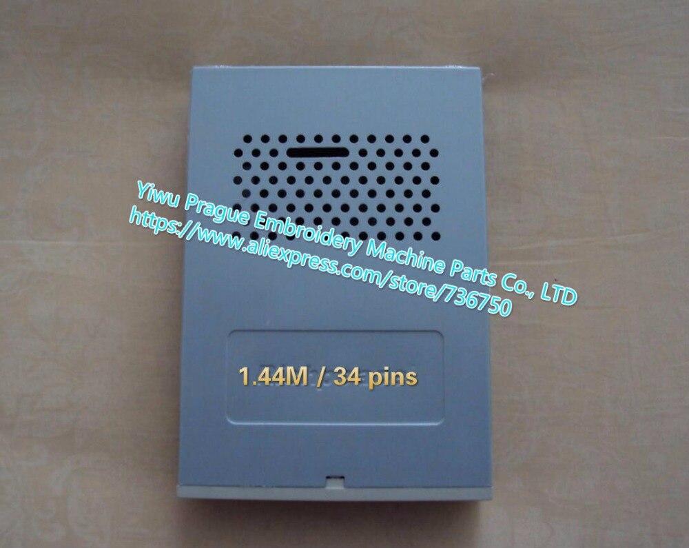 Ev ve Bahçe'ten Dikiş Araçları ve Aksesuarları'de SFDR I U A144 Richpeace USB benzetim disket sürücü 34 pin emulator okuyucu Tajima Barudan Mutlu nakış makinesi/parçaları'da  Grup 1