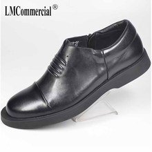 men's shoes fashion Genuine Leather retro shoes men casual shoes spring and autumn summer business shoes male all-match cowhide spring autumn summer leather shoes men british retro all match cowhide men s casual shoes breathable sneakers fashion male