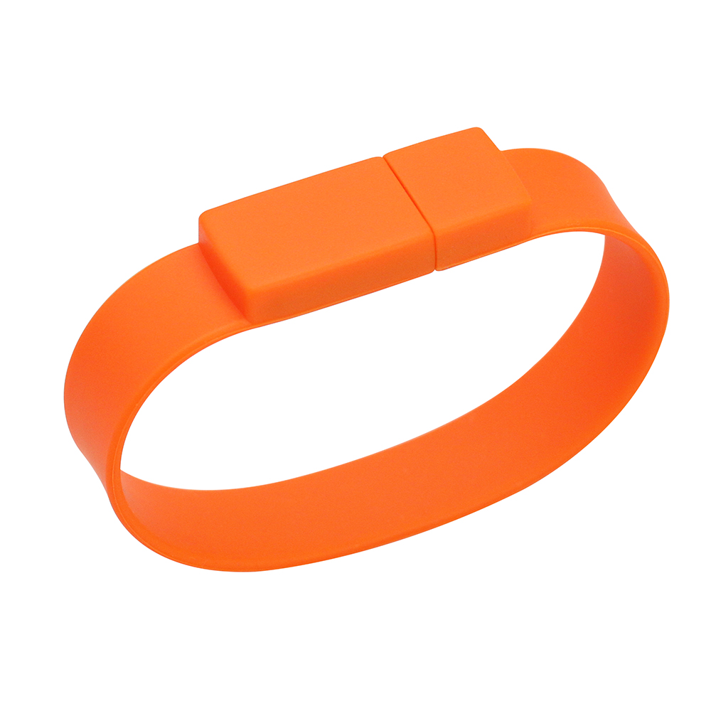 Usb-flash Colorful Silicone Gelang Wrist Band 4 GB 8 GB 16 GB 32 GB - Penyimpanan eksternal - Foto 6