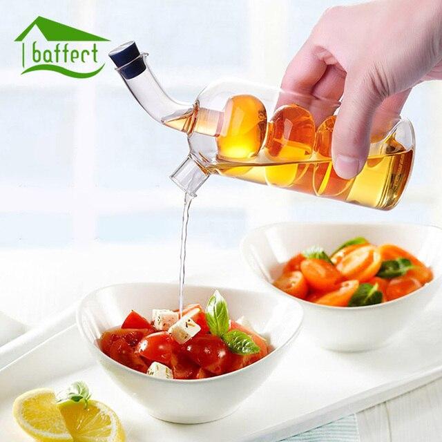 Hohe Temperatur Gewürz Flasche Öl Essig Glas Sauce Glas Versiegelt ...