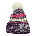 Warm Winter CharmDemon New Arrival Women Girl Colorful Slouchy Knitting Beanie Hip Hop Cap Warm Winter Ski Hat  Oct13