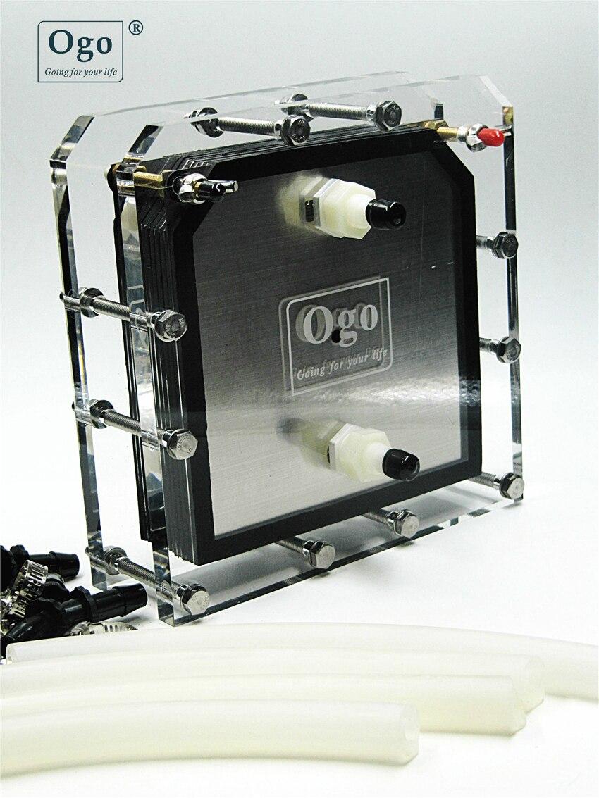 Super HHO Cell OGO DC66613 Revolutionary with new flange 100 solving leaking problem