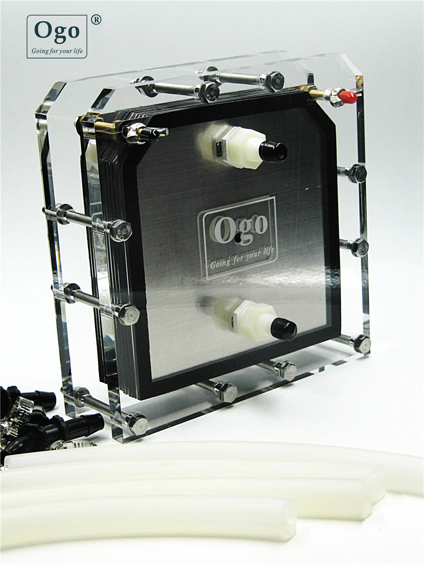 Super HHO Cell OGO-DC66613(Revolutionary) With New Flange 100% Solving Leaking Problem