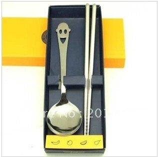 Кухня посуда и улыбающимися героями мультфильмов посуда небольшие подарки коробка столовые сервизы 10 компл./лот