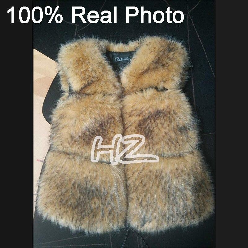 Նոր ժամանում Իգական Gilet նորաձևության - Կանացի հագուստ - Լուսանկար 5