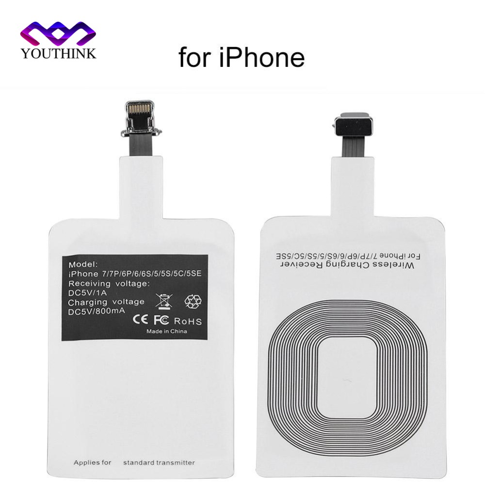 Veeaii Qi Wireless Charger Pcba Circuit Board Charging Diy Aliexpresscom Buy With Receiver For Iphone 5 5s 8 7 6s 6 Plus Pad Ios