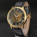 Excellent Quality Men Watch Hot Marketing Luxury Mens Steampunk Skeleton Stainless Steel Automatic Mechanical Wrist Watch Dec 26