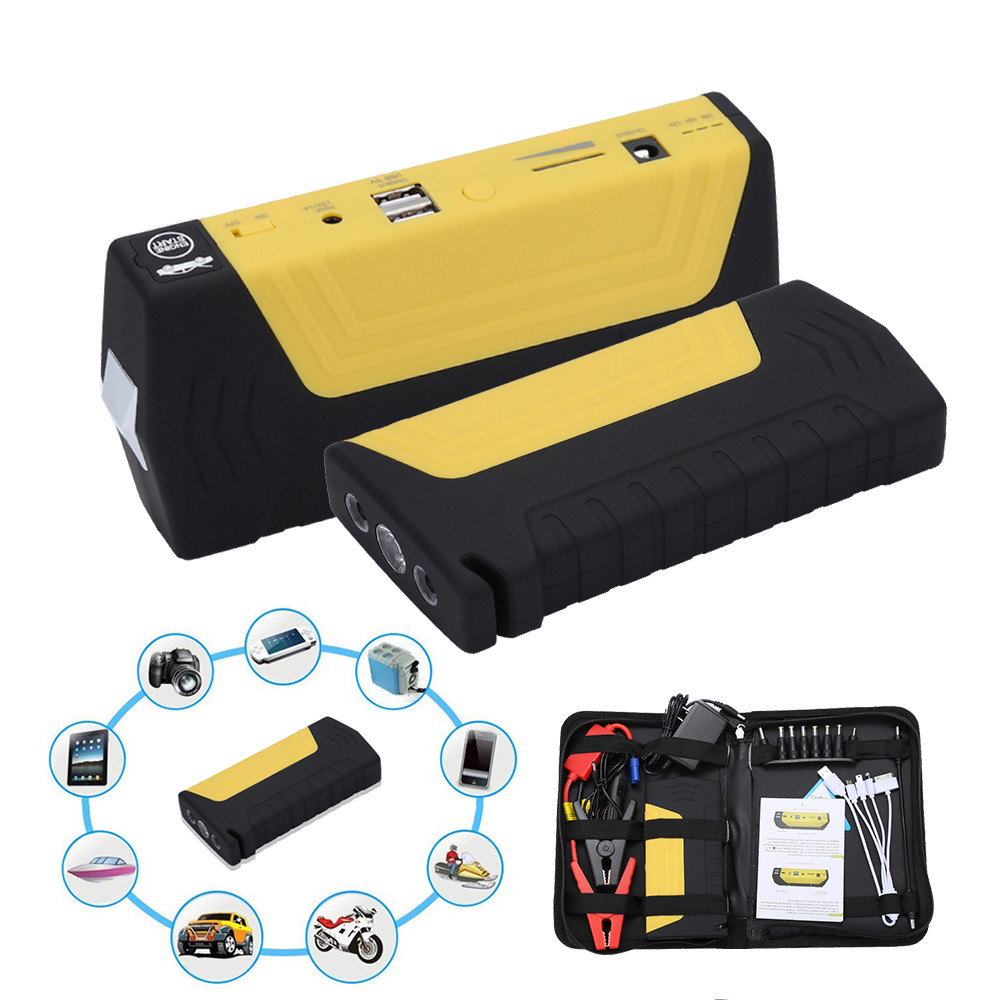 Starting Device 68800mah Car Jump Starter 12v Multifunction. Starting Device 68800mah Car Jump Starter 12v Multifunction Charger Portable Mobile Phone Power Bank. Wiring. Gem Car Battery Wiring Diagram Refresher At Scoala.co