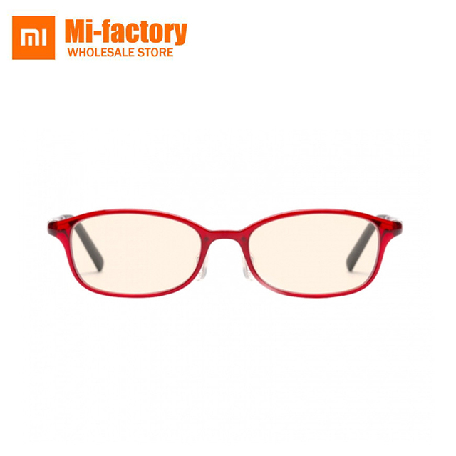 26c0ea7c1d Original Xiaomi Turok Steinhardt TS Children Anti-blue-rays Protective  Glasses 50% UVA UVB Rate Eye Protector Gift For Kids