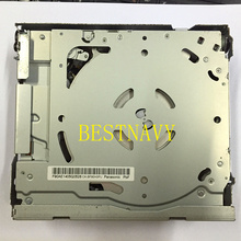 100% Yepyeni RCD510 3TD035156 6CD Disk yükleyici H04STA13 E9565B E9565A e 9565a VW için araç ses