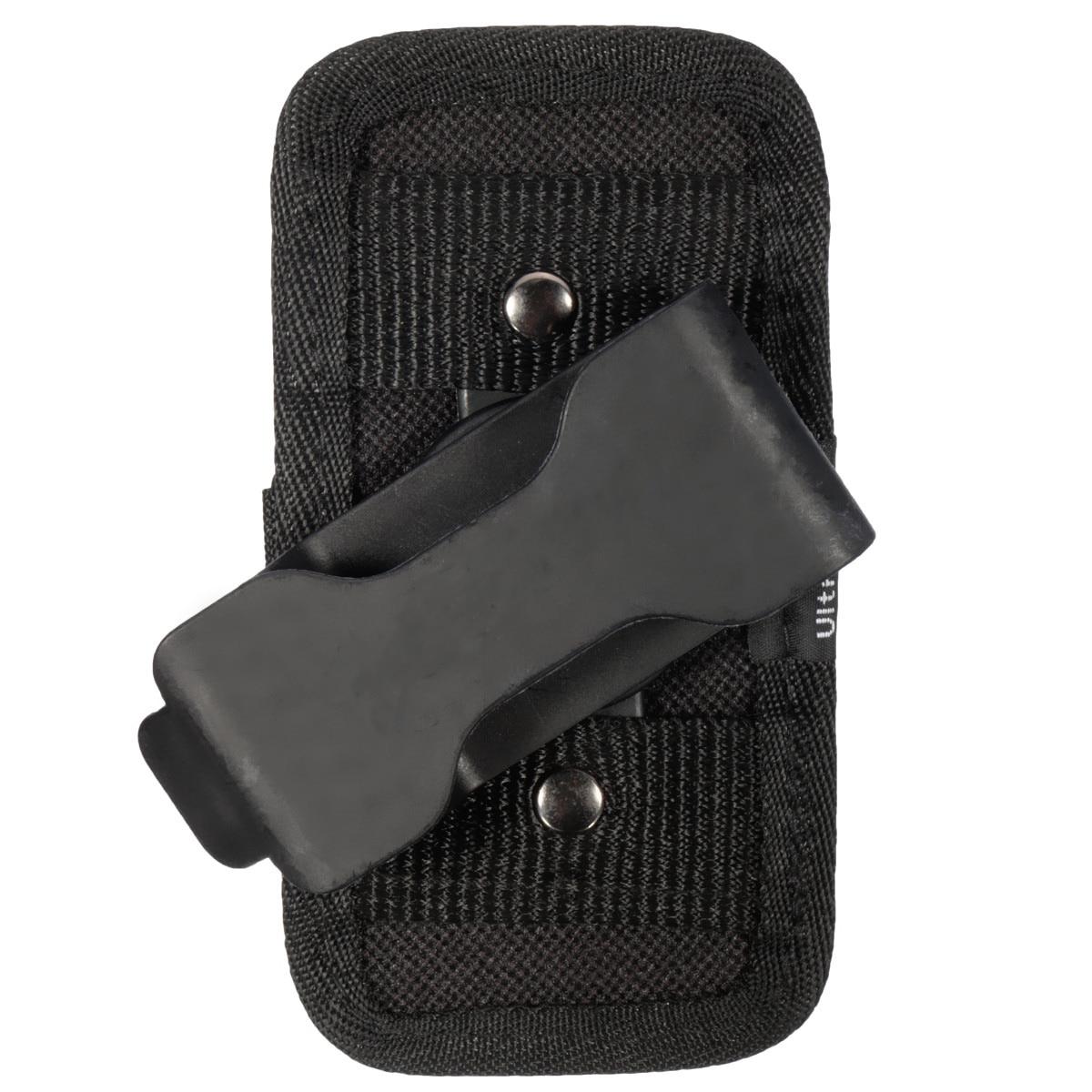 JIGUOOR60 Degree Rotatable High Quality Black Nylon 3 Flashlight Holder Pouch Belt For UltraFire Flashlight Pouch For Hiking цена