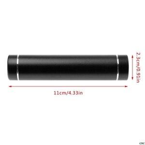 Image 5 - Aluminium 18650 Batterij Diy Power Bank Box Case Met Led Zaklamp Usb Charger Voor Iphone Voor Huawei Xiaomi Smart Phone