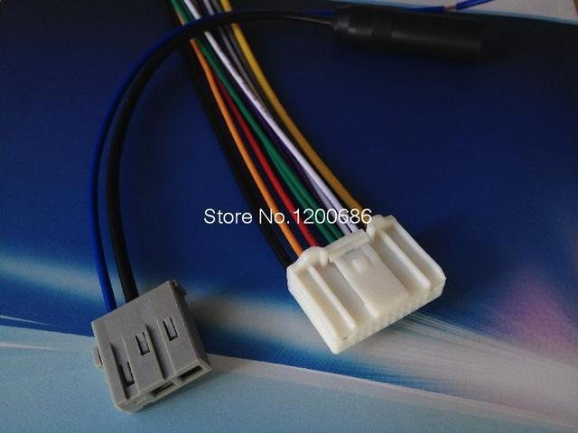 cd horn power antenna tail wire harness for tiida sylphy nissan rh aliexpress com