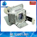 Compatible wiht housing projector lamp 9E.Y1301.001 for  MP512 MP512ST MP522 MP522ST