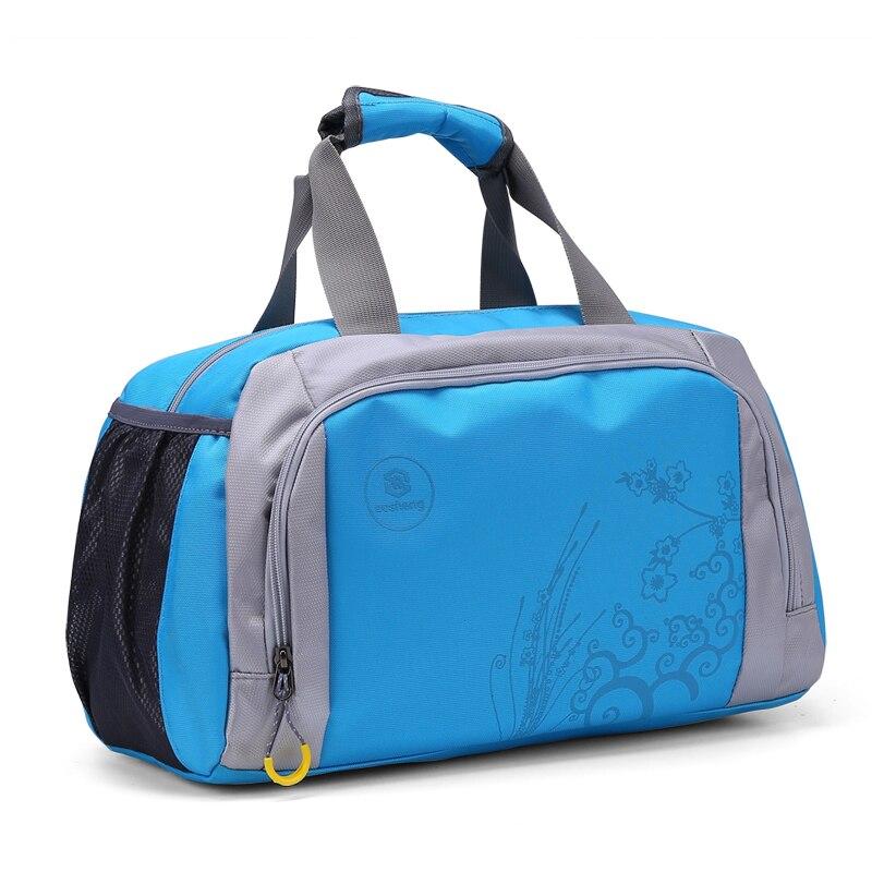 Оксфорд водоустойчив печат пътна - Багаж и пътни чанти - Снимка 3