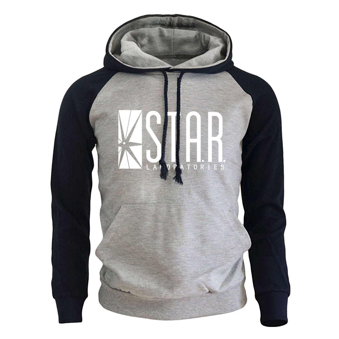 Ster Labs Superman Serie Heren Hooded Hoodies Winter Herfst Mannelijke Sweatshirt Jumper De Flash Gotham City 2019 Hoody Streetwear