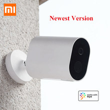 Original Xiaomi Smart Camera 1080P With Battery Gateway 120 Degree F2.6 IP65 AI Humanoid Detection WiFi IP Wireless Camera Cam(China)