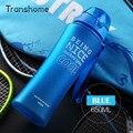 650 ml Coctelera Botella de Los Deportes De Agua de Plástico de Calidad Alimentaria Ciclo Al Aire Libre Que Acampa del Recorrido Taza de Mis Botellas de Agua