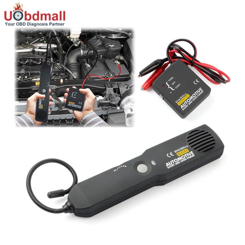 Prix pour Universel EM415 Sonde Automobile Circuit Ouvert Finder & Voiture Court fil Tracker Voiture Véhicule Circuit De Réparation Outil 6-42 V DC EM415 PRO