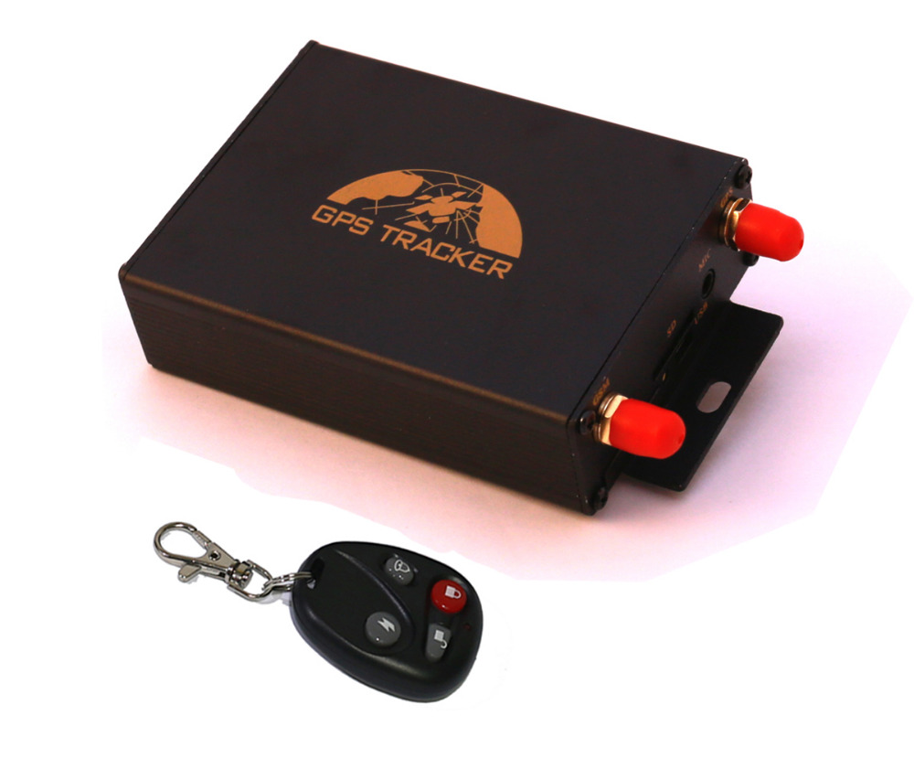 Coban Vehicle GpsTracker TK105B Quad band Car GPS GSM GPRS Tracking Devices Car Security Burglar Alarm