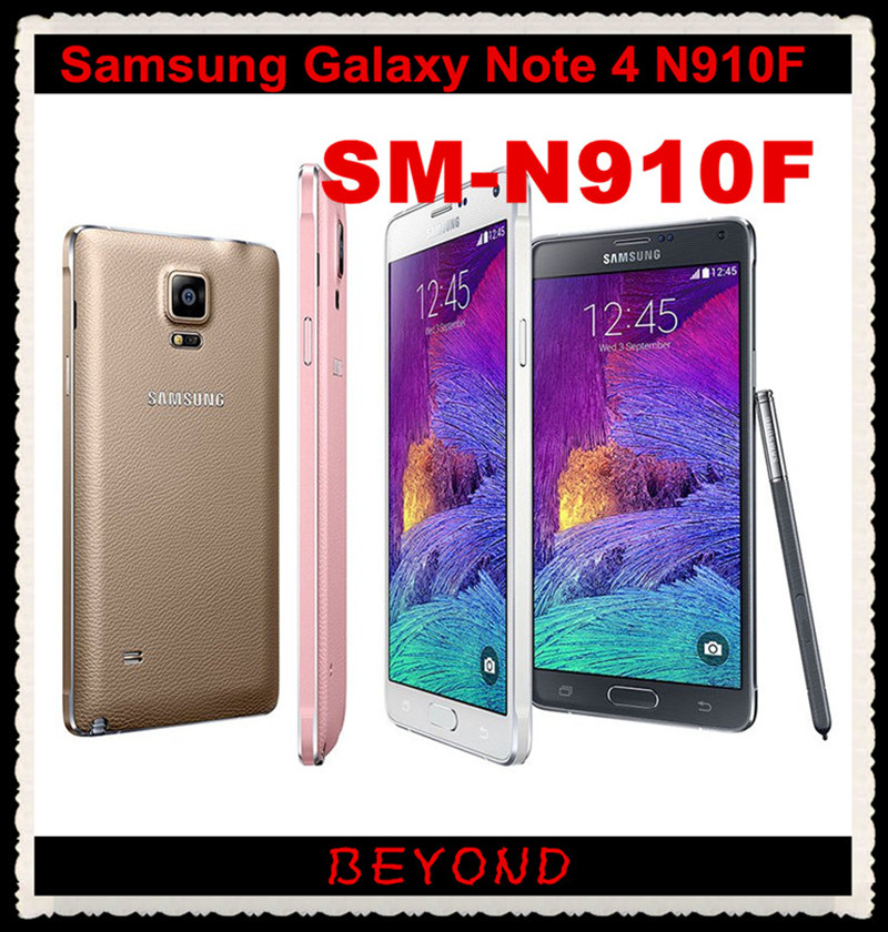 Samsung galaxy note 4 32gb 4g lte unlocked phone number