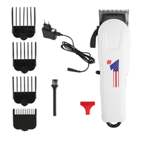 Professional Grooming Kit Rechargeable Hair Trimmer High Quality Electrical Clipper Shaver Set Haircut Machine