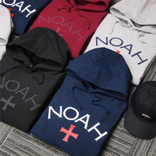 NOAH Men Hoodies Women Streetwear Justin Bieber Sweatshirts Harajuku Skateboards Xxxtentacion LilPeep Hip Hop Erkek Noah Hoodies noah s child