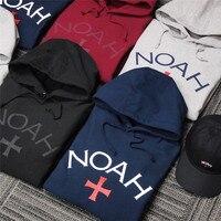 NOAH Men Hoodies Women Streetwear Justin Bieber Sweatshirts Harajuku Skateboards Xxxtentacion LilPeep Hip Hop Erkek Noah Hoodies