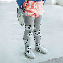 Baby tights Animal Fox Baby Girl Stock Kids Children Knitted High tights Girl Pantyhose autumn stockings boy pantyhose Cotton-in Tights